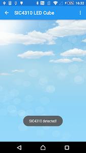 SIC4310 LED Cube screenshot 4