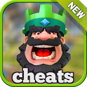 Cheats for Royale PRANK icon