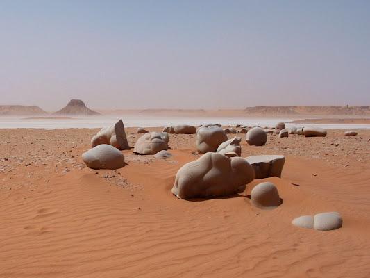 Sabbia, pietre e vento di bennardo