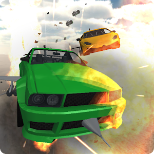 Flying Car Wars : Free Fly Car for PC and MAC