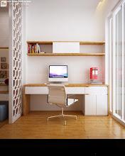 Photo: Phòng làm việc (view 1)