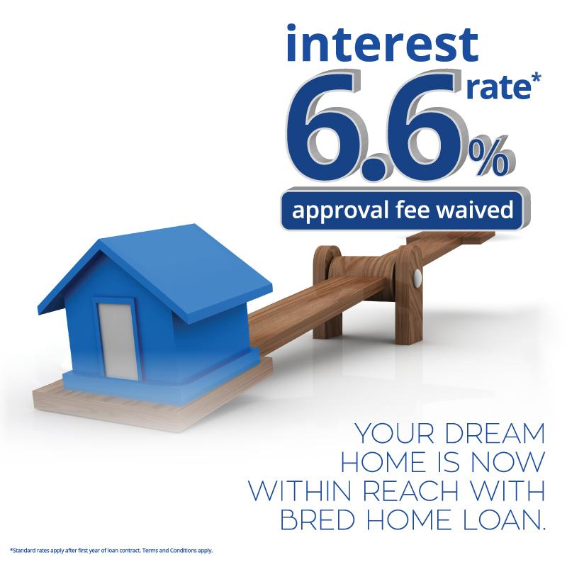 Bred Bank Home Loan