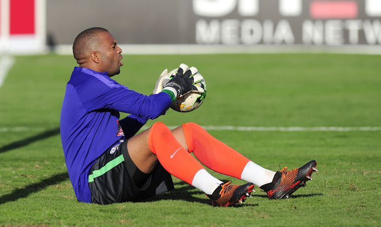 Itumeleng Khune now within touching distance of Siphiwe