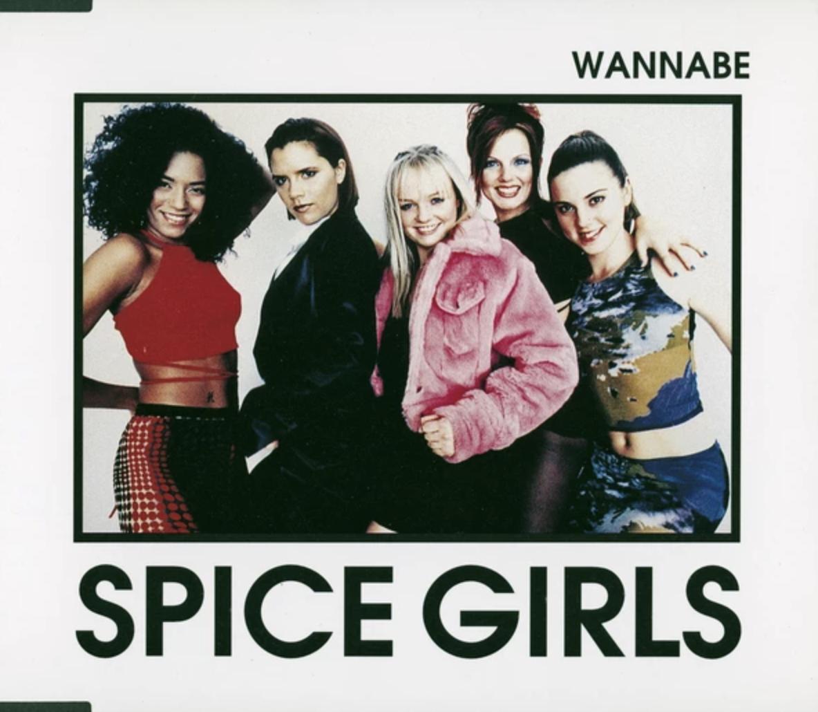 spicegirls album photo