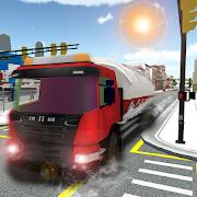 Big Oil Tanker Truck Simulator 2018 - Truck Driver