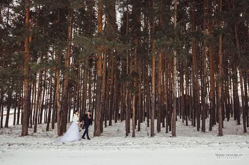 Hochzeitsfotograf Sergey Novoselov (skill). Foto vom 10.10.2015