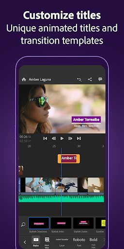 Adobe Premiere Rush u2014 Video Editor 1.5.1.3251 Apk for Android 8