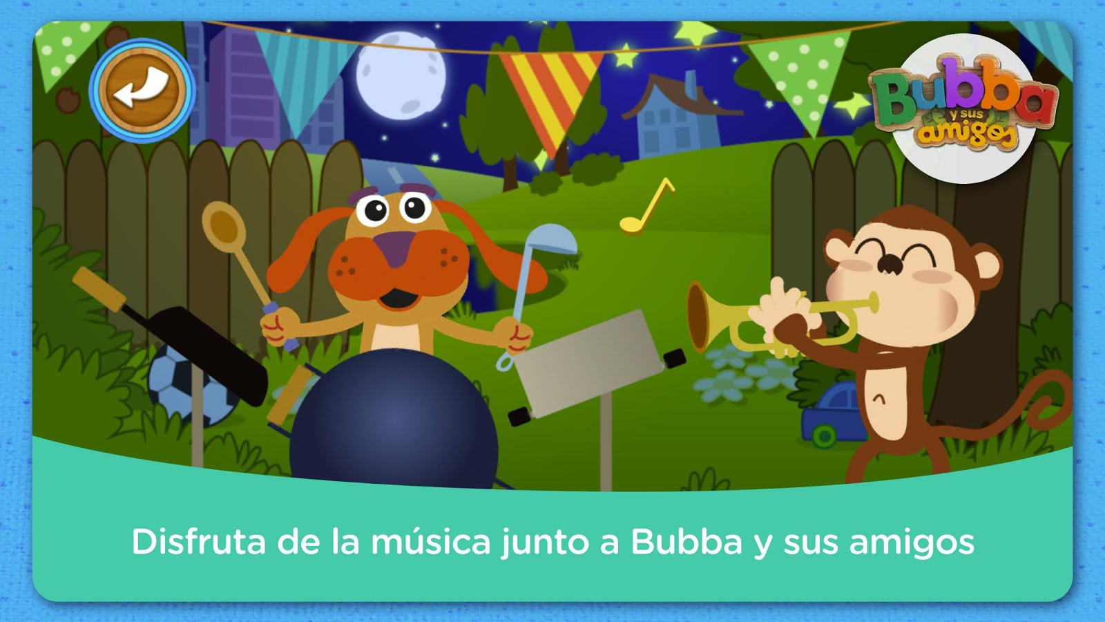 Bubba TV interactiva- screenshot