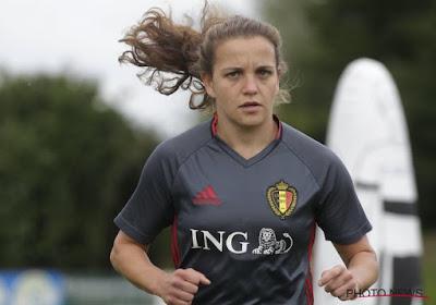 ? Le premier but de Davina Philtjens avec la Fiorentina