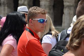 Photo: Celodenní návštěva Říma v sobotu 13. června 2015 (momentky studentů).