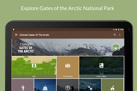 Gates Of The Arctic by Chimani- screenshot thumbnail