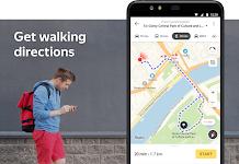 screenshot of Yandex.Maps
