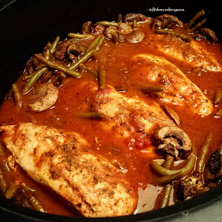 Slow Cooker Easy Italian Chicken
