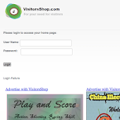 VisitorsShop - Reseller - Check Traffic Statistics