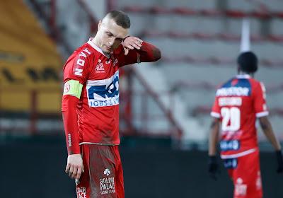 """Timothy Derijck ziet na derbynederlaag waar het schoentje knelt bij KV Kortrijk: """"Als we dat hadden gedaan, waren we mee met de rest"""""""
