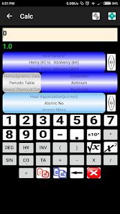 ChemMathsDroid Engineering,Chemical,Maths tools 4