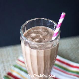 Peanut Butter Chocolate Milkshake Recipe