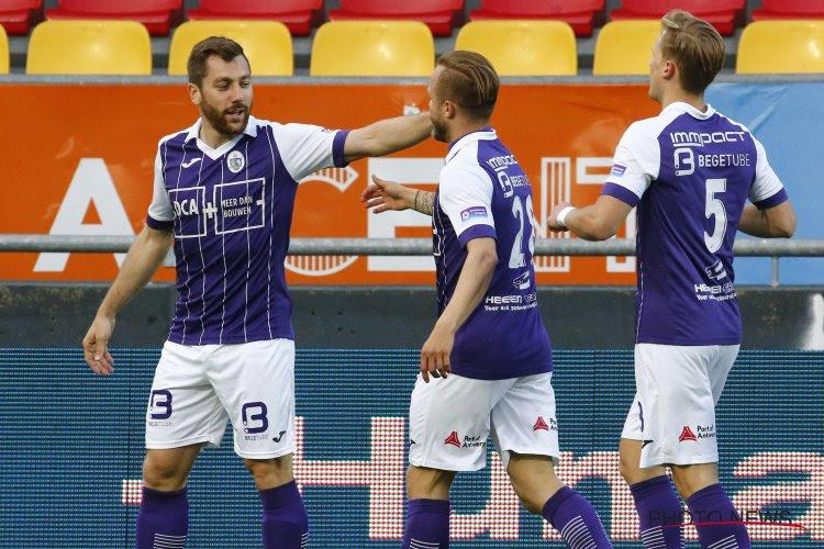 Officiel: Le Beerschot accueille un nouvel attaquant en provenance d'un club français