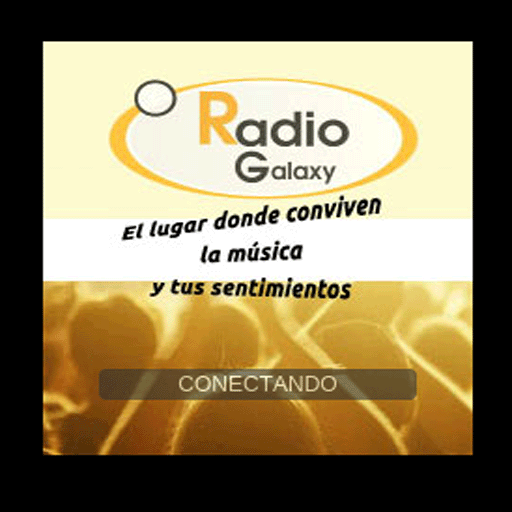Radio Galaxy: captura de pantalla