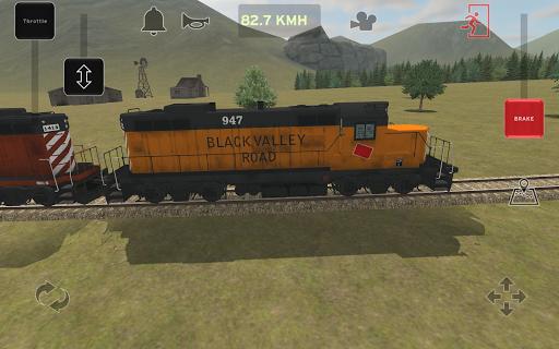 Train and rail yard simulator 1.0.3 screenshots 16