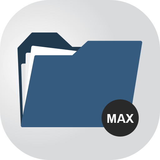 Max File Manage File Explorer for PC