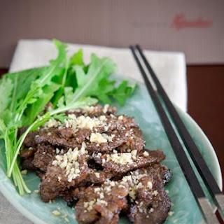 New Style Grilled Beef (Bò Nướng Kiểu Mới)