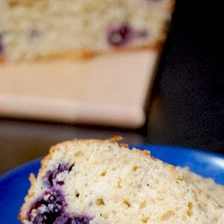 Blueberry Loaf Bread Recipes