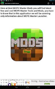 How to mod Mods for Minecraft Pe 0 14 0 1 0 mod apk for