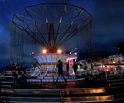 Le luci del Luna Park di Naldina Fornasari