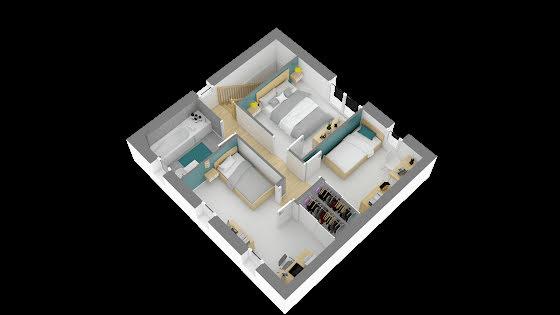 Vente maison 4 pièces 86,78 m2