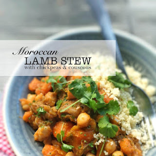 Moroccan Lamb Stew Couscous