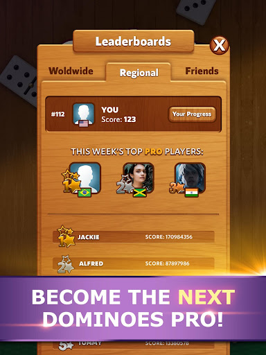 Dominoes Pro | Play Offline or Online With Friends modavailable screenshots 19
