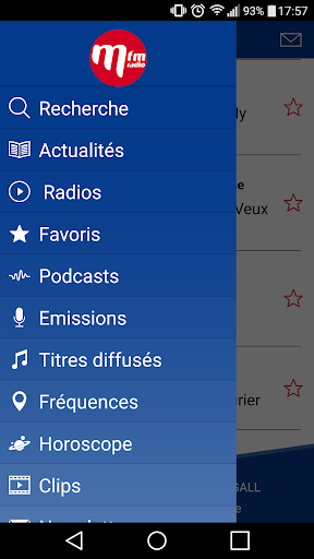 MFM Radio chansons francaises