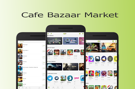 cafe bazaar for PC