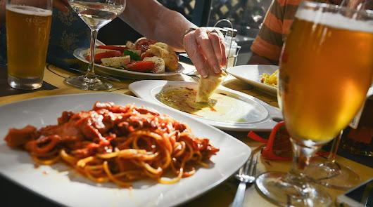 Cómo paliar los excesos alimenticios del fin de semana