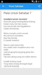 Puisi Untuk Sahabat - náhled
