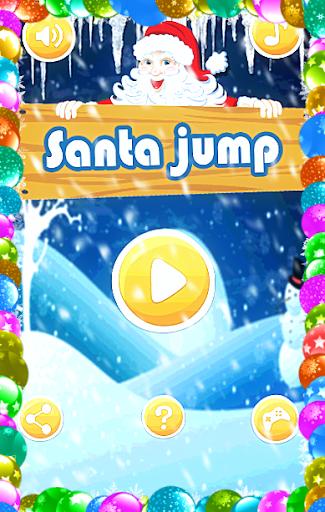 Santa Jump - New Year Wishlist