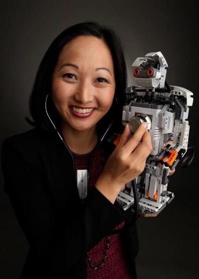 Влиятельные женщины в трехмерной печати # 25: Julielynn Wong