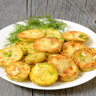 Traditional Greek Fried Zucchini