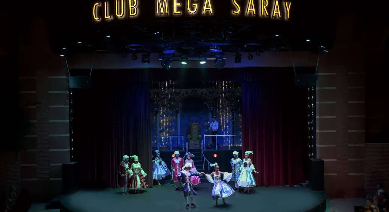 Club Mega Saray