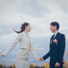 Wedding photographer Nadezhda Sorokina (Megami). Photo of 13.01.2013