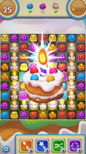 Macaron Pop : Sweet Match3 Puzzle android2mod screenshots 3