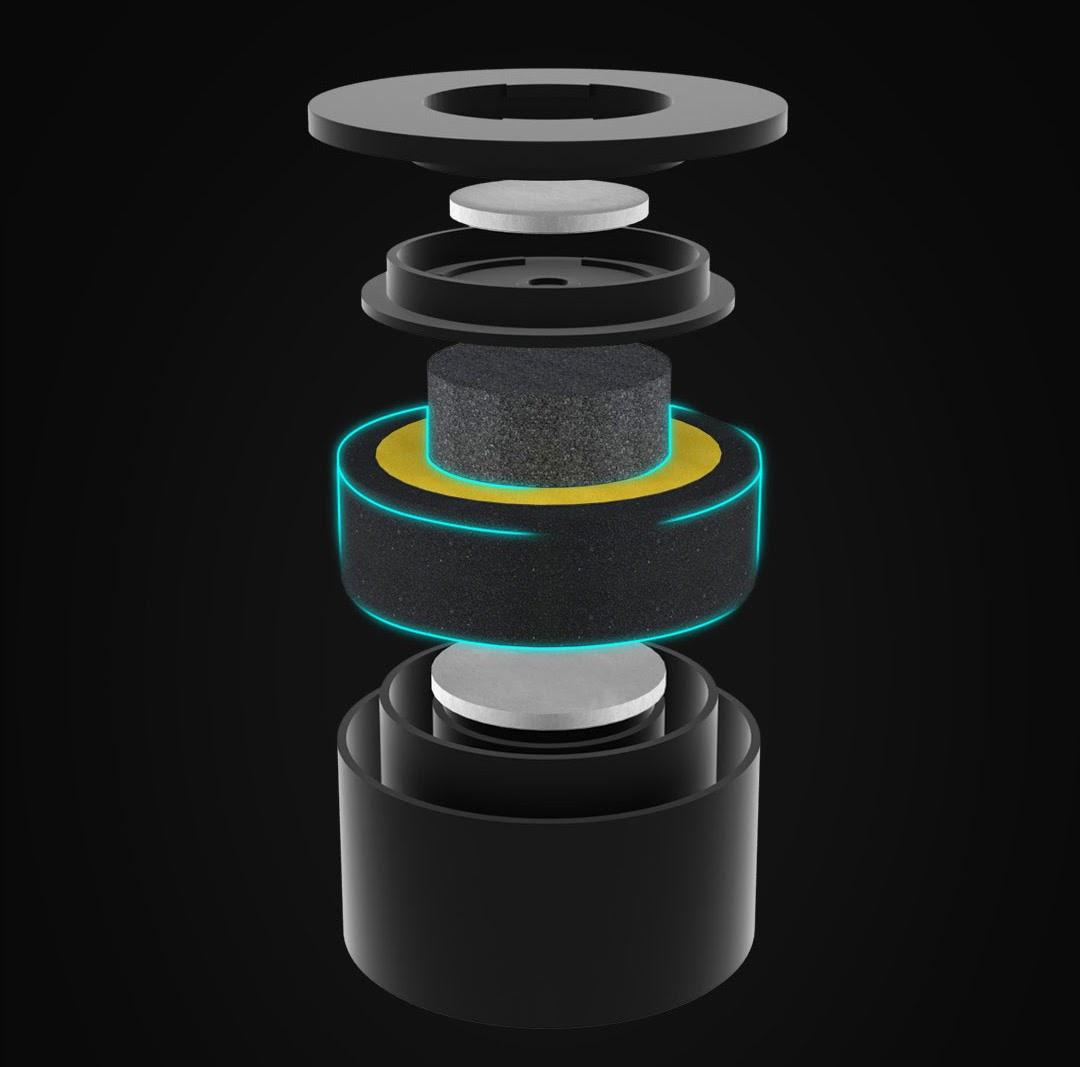 Đầu lọc nước tại vòi thông minh YIMU LT PEAC-60-001