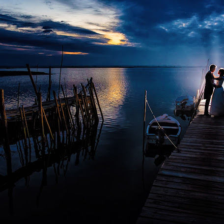 Wedding photographer Enrique gil Arteextremeño (enriquegil). Photo of 26.11.2017