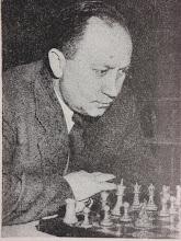 Photo: Laszlo Szabo  Hungarian Grandmaster and National Champion for many years