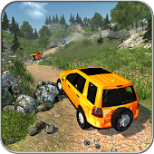 Offroad Prado 4x4 Jeep Hill Climb Mountain Drive