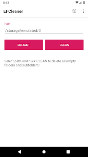 Empty Folder Cleaner Apk Download for Android 1