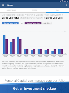 Personal Capital Budgeting and Investing- screenshot thumbnail