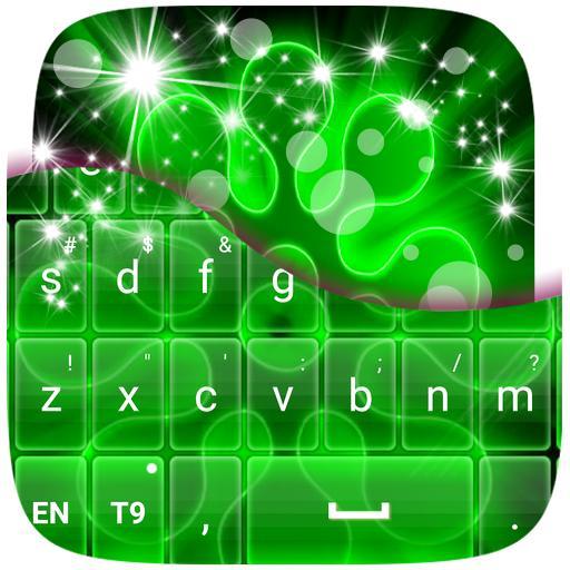 GO输入法荧光绿 個人化 App LOGO-硬是要APP