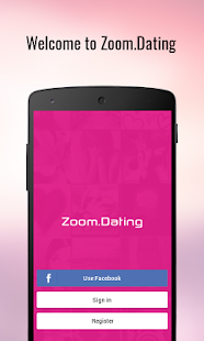 Zoom Dating App - náhled